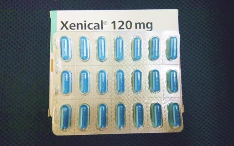 ゼニカル(脂肪吸収阻害剤)